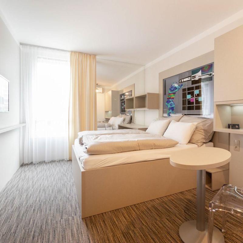Pokoj pro dlouhodobé ubytování v Olomouci